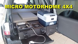 getlinkyoutube.com-4x4 Micro Camper Car