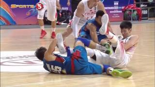 getlinkyoutube.com-Physical Intensity of the Finals | 2015 FIBA ASIA CHAMPIONSHIP