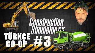 getlinkyoutube.com-Construction Simulator 2015 Türkçe Co-op | İnşaatçı Kardeşler | w/Oyun Günlüğü | Bölüm 3