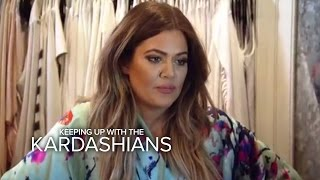 getlinkyoutube.com-Khloe Admits to Knowing Lamar Cheated | Keeping Up With the Kardashians | E!