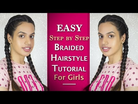 Download Save Thumbnail Easy Braid Hairstyle Tutorials Step By
