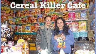 getlinkyoutube.com-Cereal Killer Cafe - Vlog 2015