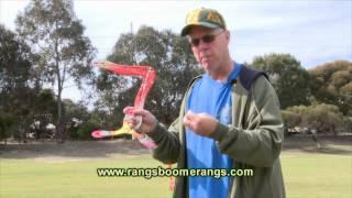 getlinkyoutube.com-How to make your boomerang come back