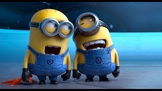 getlinkyoutube.com-Best Of The Minions - Despicable Me 1 and Despicable Me 2