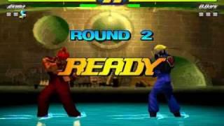 getlinkyoutube.com-Street Fighter EX Plus Alpha- Shin Akuma/True Gouki Speedrun Superplay HQ(1/3)
