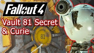 getlinkyoutube.com-Fallout 4 | Vault 81 Secret | Recruting Curie | Hole in the Wall Mission