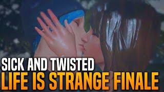 getlinkyoutube.com-SICK AND TWISTED (Life is Strange FINALE - FULL Ep. 5 - Polarized)