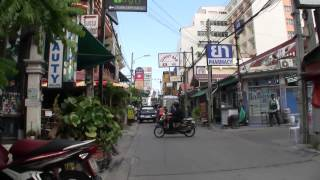 getlinkyoutube.com-CAN YOU WALK? - Beach Rd Soi 7 Pattaya city 2013 - HD