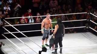 getlinkyoutube.com-WWE Live 2014 (July 11,Tokyo Japan) - After the Main Event
