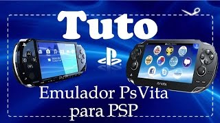 getlinkyoutube.com-Tuto: Emulador de PsVita en PSP | AlpekeYT