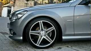 getlinkyoutube.com-Mercedes-Benz C 220 CDI AMG (W204) by FirstClassCarCare