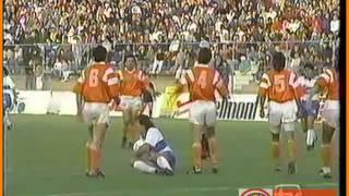 Goles Cobreloa   Campeonato 1992 16° a 23° fecha 2° rueda