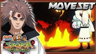 getlinkyoutube.com-MOVESET MOD : MADARA RIKUDOU (UCHIHA) NARUTO SHIPPUDEN: Ultimate Ninja STORM REVOLUTION [MOD]