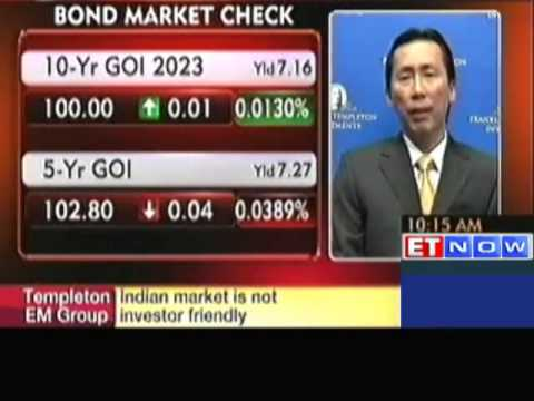 Indian Market is Not Investor Friendly : Templeton GM