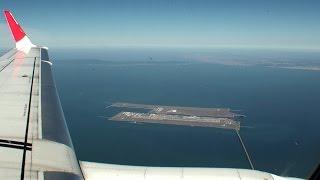 getlinkyoutube.com-ノーカット64分!!! 福岡空港から伊丹空港 離陸から着陸まで!!! JAL 2050 JA212J [機窓2014]