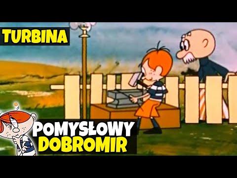 TURBINA - seria Pomysłowy Dobromir