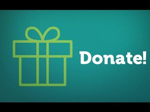 Enjoy our Videos? Donate!