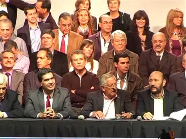 Congreso Nacional del PJ