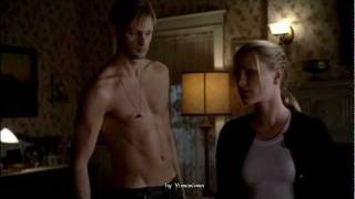getlinkyoutube.com-Eric & sookie love scenes in season 4 (Love Bites) - True Blood