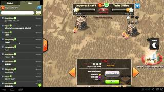 getlinkyoutube.com-Clash of Clans Wars #1 | حرب الكلانات
