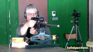 "getlinkyoutube.com-La Tikka T3 canon ""lourd"" Varmint cal 270 WSM"