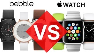 getlinkyoutube.com-APPLE WATCH VS PEBBLE