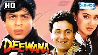 getlinkyoutube.com-Deewana(HD) -  Shahrukh Khan - Rishi Kapoor - Divya Bharti - Amrish Puri - 90s  Popular Movie
