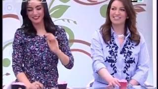 الشاف حليمة الفائزة بلقب ماستر شيف خلال الموسم الأول ضيفة في برنامج صباحيات