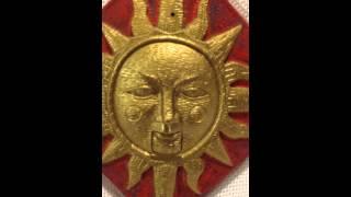 getlinkyoutube.com-GEMMY ANIMATED SUN PLAQUE