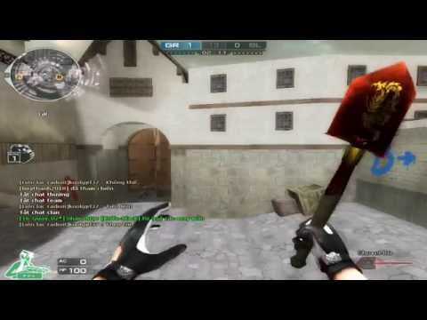 CrossFire VietNam Shovel Red Dragon  by Navata ✓