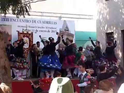 03. Patiño 2015. Coros y Danzas de Puebla de Don Fadrique (Granada).