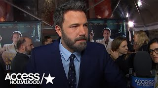 flushyoutube.com-Ben Affleck On Brother Casey 'Finally Getting Recognized' With Golden Globes Win