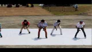 getlinkyoutube.com-PERTANDINGAN MODERN DANCE (PESTA KONVO UNIMAS 2012)