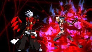 getlinkyoutube.com-[BBCF] All Characters 「Over Drive + Distortion and Exceed accel」 BLAZBLUE CENTRALFICTION