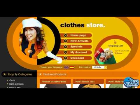 Download Apparel OsCommerce Template by  Big mama TM