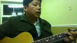 Sa yo Lamang-guitar cover