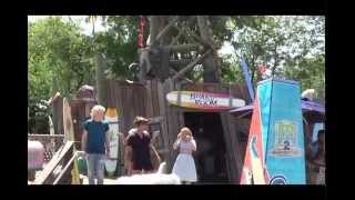 getlinkyoutube.com-Teen Beach 2 Beach Party at Disney's Typhoon Lagoon May 22, 2015