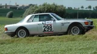 getlinkyoutube.com-mext historic rally overview Silver-Arrows racing, 500slc Rally