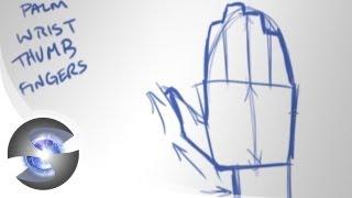 getlinkyoutube.com-How to Draw Hands