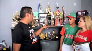 Historia de un campeón: Roque Salinas