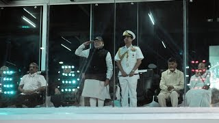 getlinkyoutube.com-PM Modi at the International Fleet Review 2016 in Visakhapatnam, Andhra Pradesh
