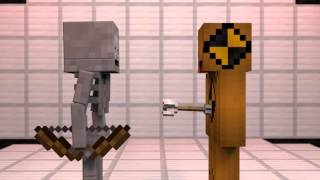 getlinkyoutube.com-Mob Training (Minecraft Animation)