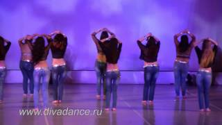 getlinkyoutube.com-Иди ко мне  Стрит-шааби  - оригинальный танец живота street shaabi
