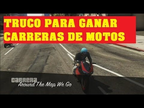 Gta v online: Truco legal para ganar carreras de motos