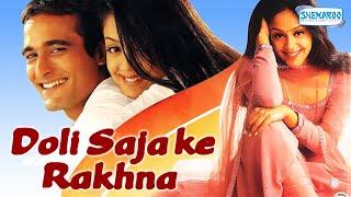 Doli Saja Ke Rakhna - Hindi Full Movie - Jyothika - Akshaye Khanna - 90's Hit Movie