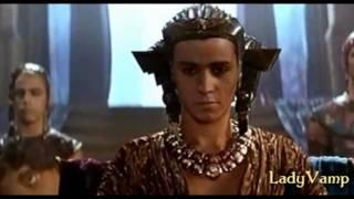 "getlinkyoutube.com-Ra (Jaye Davidson) Stargate Tribute ""Playing with the Big Boys"""