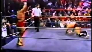 getlinkyoutube.com-Dr. Death Steve Williams vs Sid Vicious