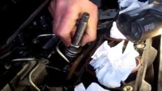 getlinkyoutube.com-extracción calentador mercedes vito cdi
