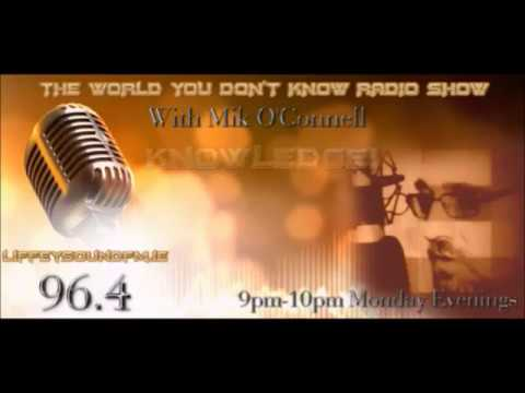 The World You Dont Know Radio Show featuring Mr William James McGuire