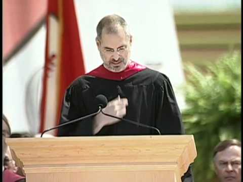Steve Jobs' 2005 Stanford Commencement Address (Full Resolution)